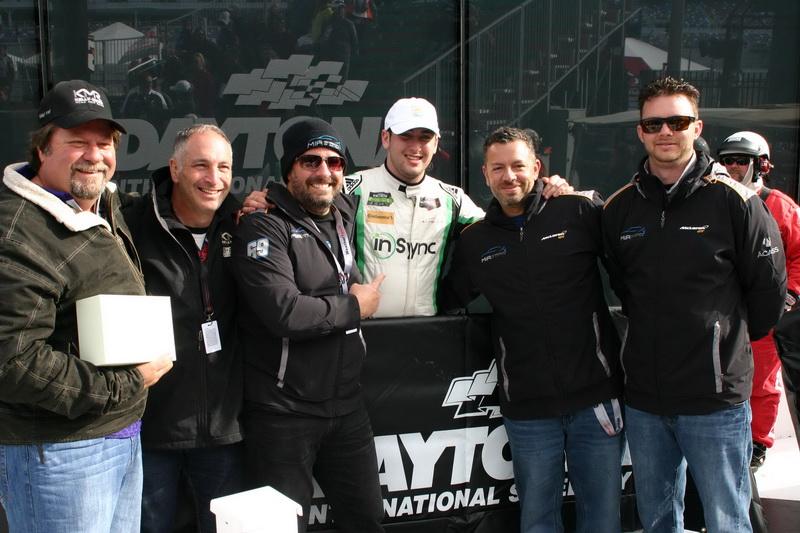 Jesse Lazare Wins The 24 Hours Of Daytona