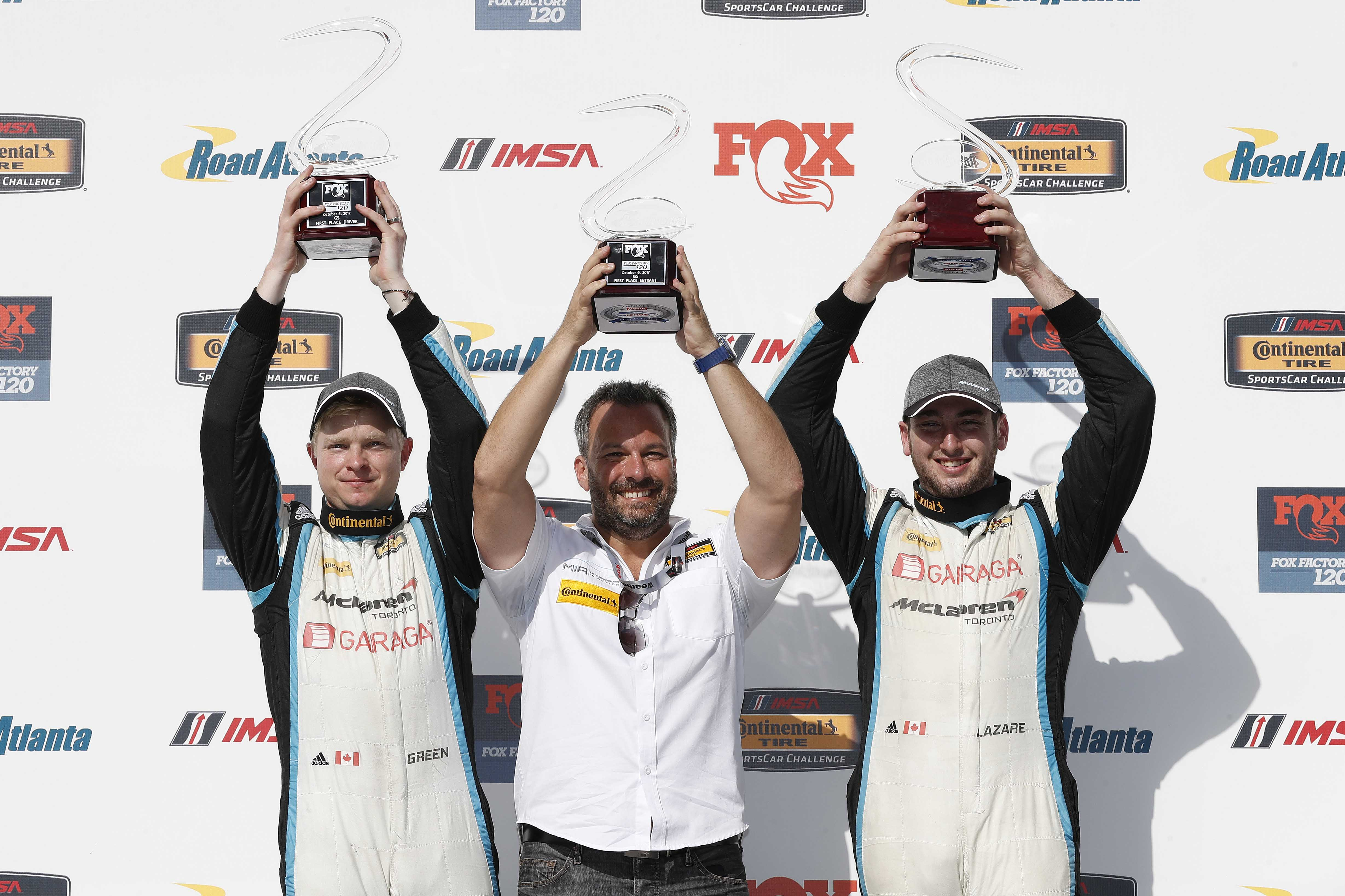 Victory For Jesse Lazare, Chris Green And Team MIA In Georgia!