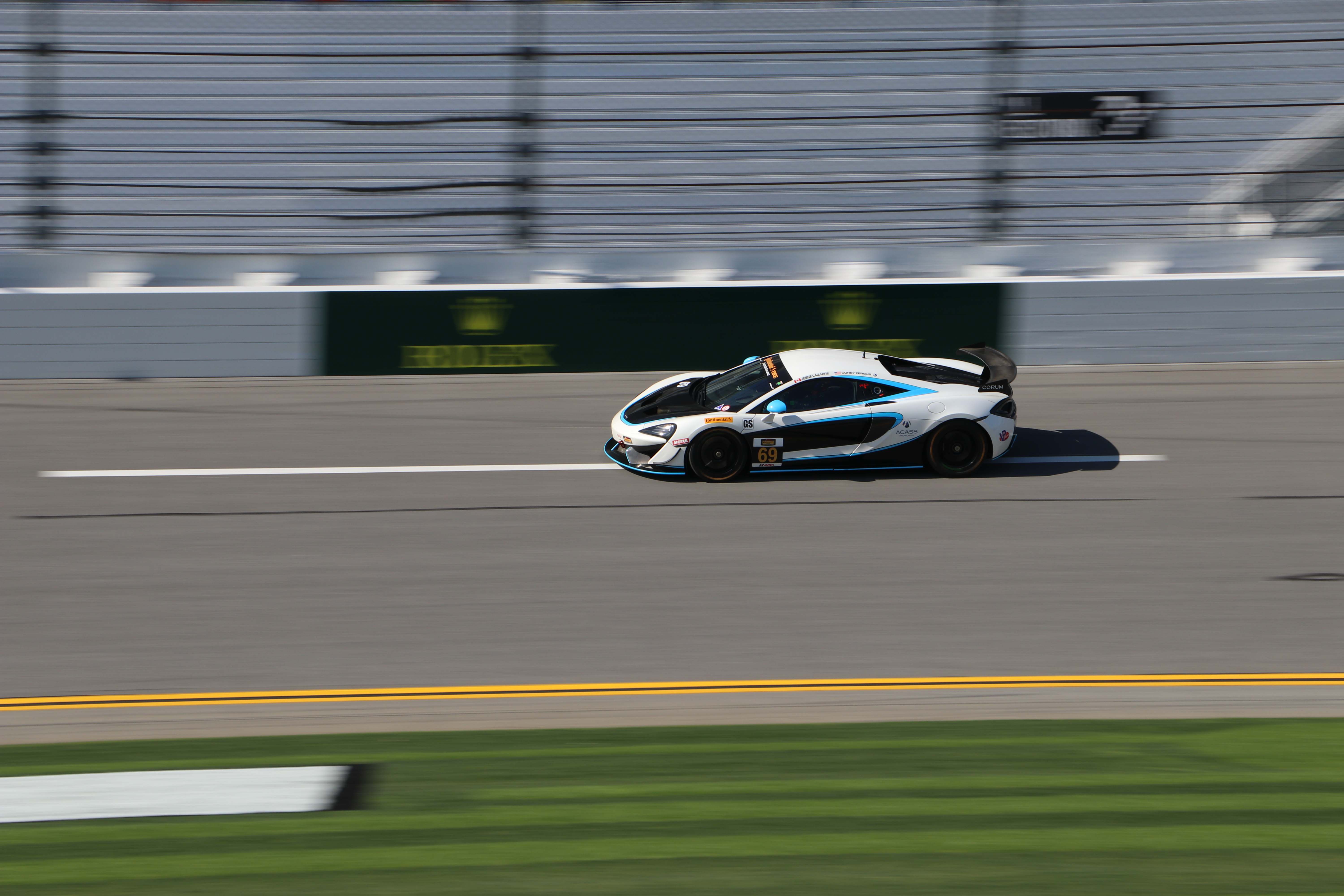 Disappointment For Motorsports In Action In Daytona