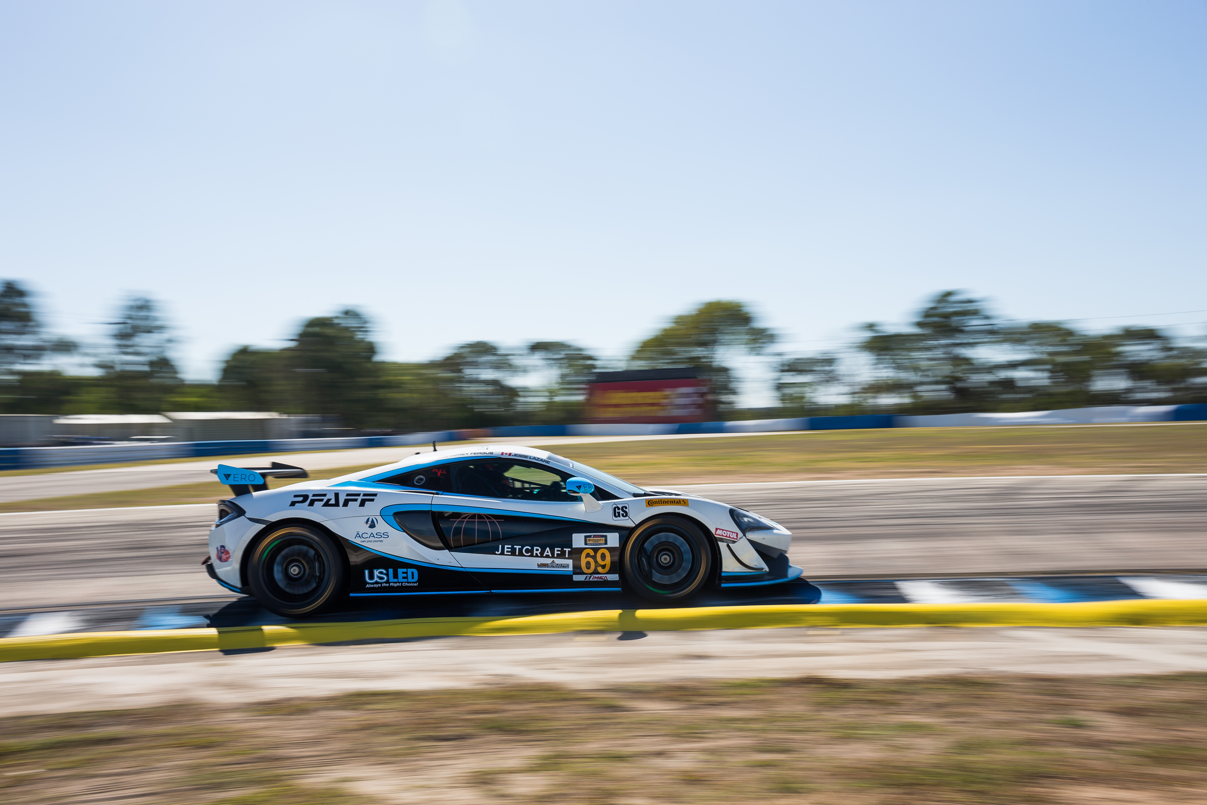 Jesse Lazare And Corey Fergus Get A Test Of Victory Before Abandoning The Race At Sebring