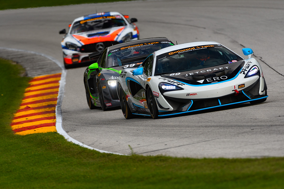 MOTORSPORTS IN ACTION CLAIMS ITS FIRST TOP 5-FINISH OF THE SEASON AT ROAD AMERICA